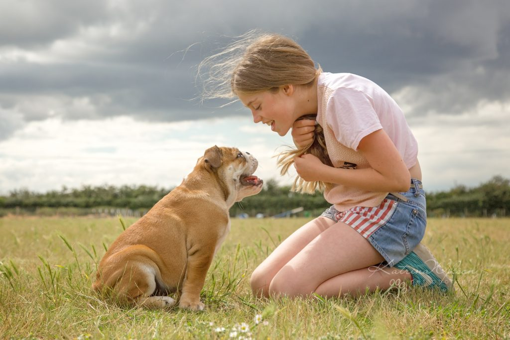 How dogs improve your mental health - Katrina Wilson Dog Photographer Bedfordshire-3